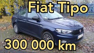 Fiat Tipo 1.4 LPG 300 tys. km przebiegu - Co się psuło? - MotoBieda
