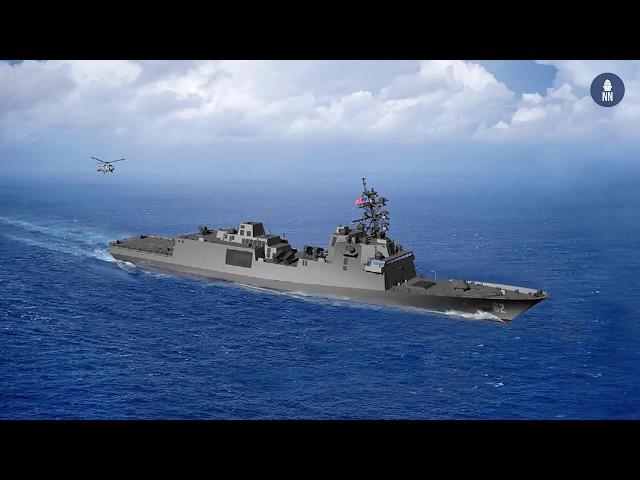 Fincantieri's FREMM Wins US Navy FFG(X) Frigate Competition - Part 1: FFG(X) in details
