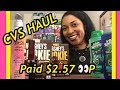 CVS HAUL 9-4-17 Paid $2.57 out of pocket COUPONING CRYSTLE