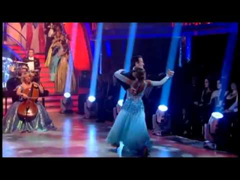 Andre Rieu and his Orchestra performing 'Well Meet Again' live on Strictly Come Dancing