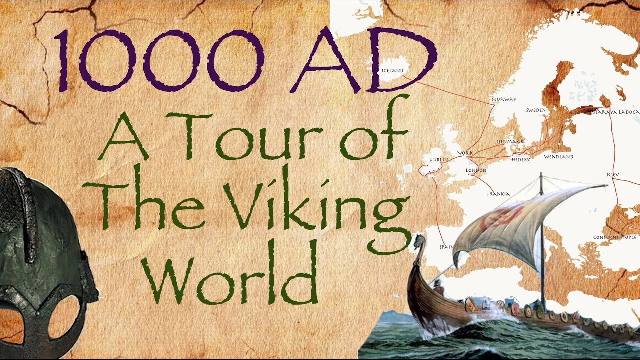 Download 1000 AD: A Tour of the Viking World // Vikings Documentary