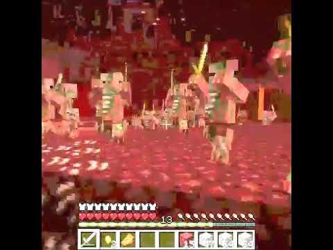 Minecraft Zombie Pigman Meme Youtube