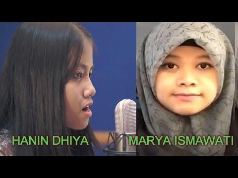 (Suara Emas) HANIN DHIYA & MARYA ISMAWATI