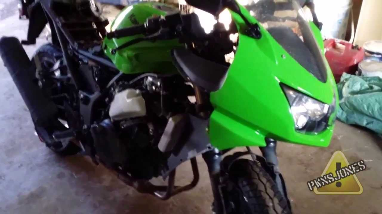 maxresdefault remove headlight assembly & plastics ninja 250r youtube  at gsmx.co