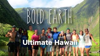 Ultimate Hawaii - Bold Earth Hawaii Teen Trip