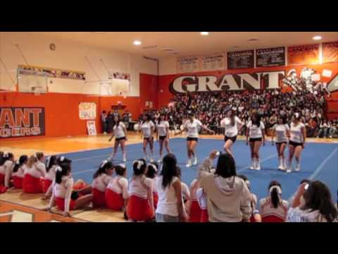 Grant High School Senior Dance 2009