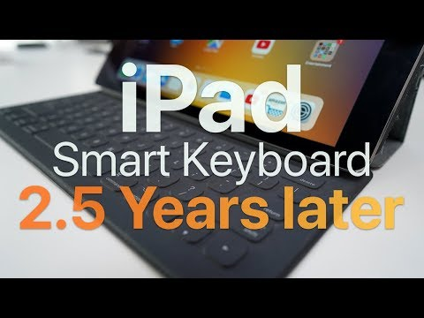 IPad Smart Keyboard - 2.5 Years Later
