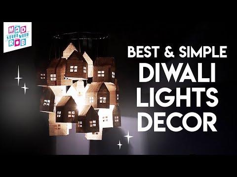 EASY LIGHT DECOR for DIWALI | House of Lights | MSWR Shorts