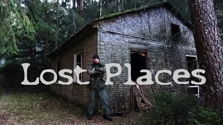 Lost Places - Die verlassene Hütte im Wald [Natur-Abenteuer Doku]