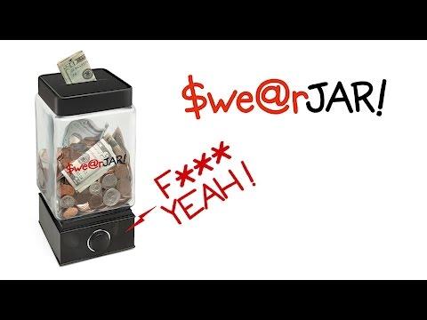 SwearJar from ThinkGeek