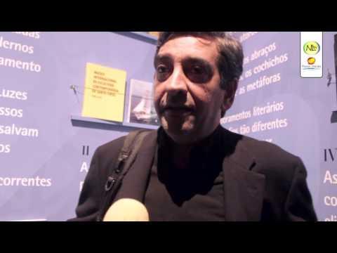 Correntes d'Escritas 2017: Entrevista a Carlos Morais José