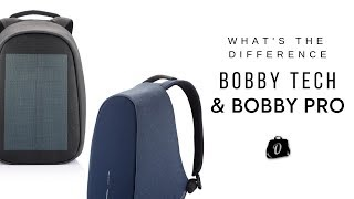 Difference between Bobby Tech & Bobby Pro