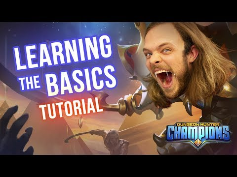 GETTING STARTED IN DUNGEON HUNTER CHAMPIONS - Tips & Tricks