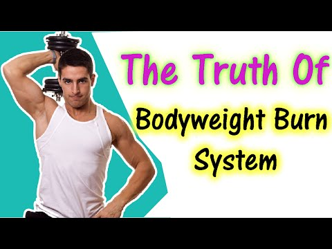 Bodyweight Burn Review   HOW TO LOSE 10 POUNDS IN 3 DAYS - How To Reduce Weight