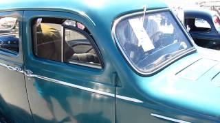 Chrysler Airflow at Air Show 8/30/14
