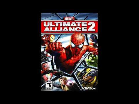 Marvel Ultimate Alliance 2 OST - Stark Tower 2Venom & Green Goblin Phase 1+2 Faster Tempo