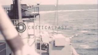 USS Norfolk and USS Decatur underway and HSS-1 helicopter, AD-5W and P2V-7 aircra...HD Stock Footage