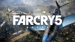 Far Cry 5 (29) Wspinaczka
