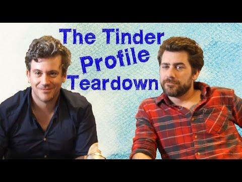 The Tinder Profile Teardown - Derek Cajun And Rob Calabrese Tear Down Your Tinder Profiles LIVE.