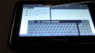 Разлочка GPS навигатора Prestigio GeoVision 4200(Для того, чтобы запустить на GPS-навигаторе навигационную систему, отличную от поставляемой по умолчанию..., 2011-07-11T09:14:41.000Z)