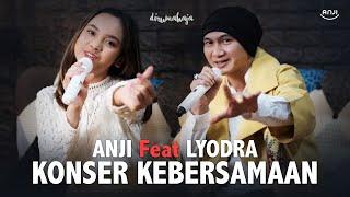 Download Mp3 Anji X Lyodra ; Untuk Pertama Kalinya