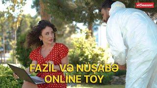 Fazil və Nüşabə Online Toy