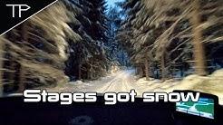 "SM Vaakuna-Ralli 2020 - ""recce"" - Winter came to Mikkeli"