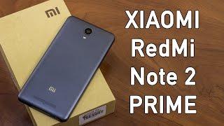 xIAOMI RedMi Note 2 PRIME распаковка. Unboxing XIAOMI RedMi Note 2 Advanced Edition от FERUMM.COM