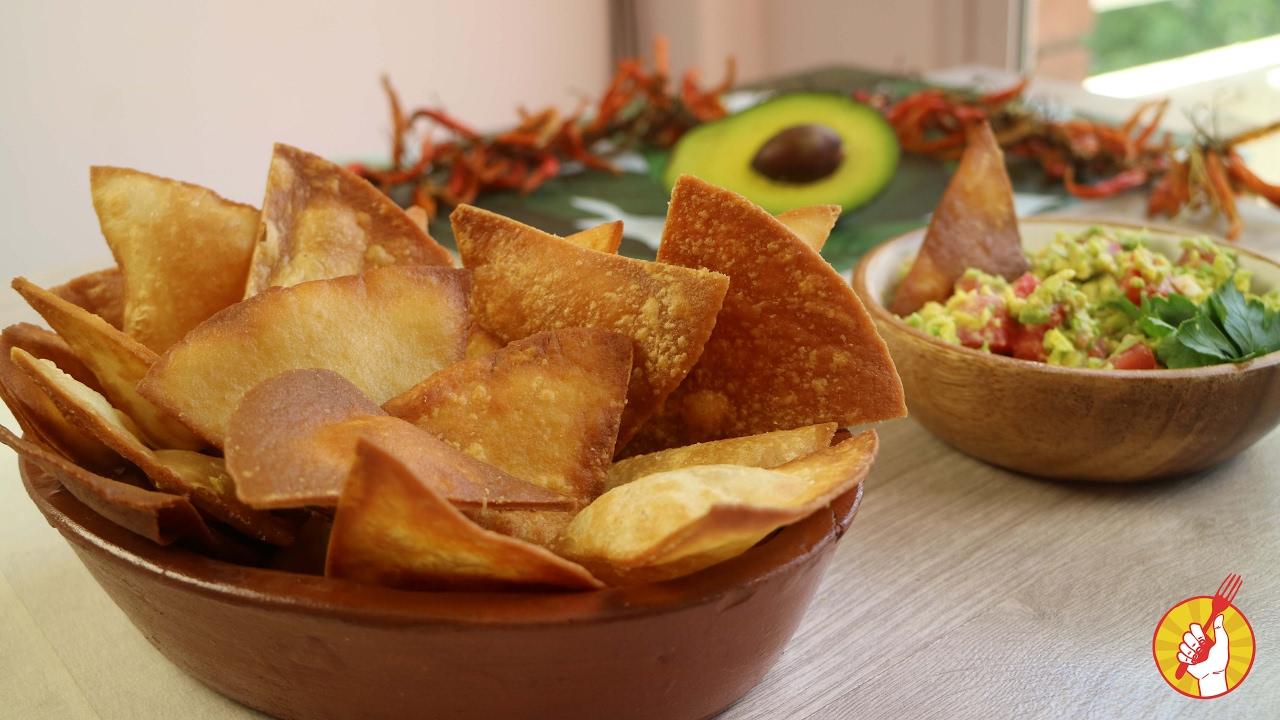 c mo hacer nachos caseros receta f cil tenedor libre