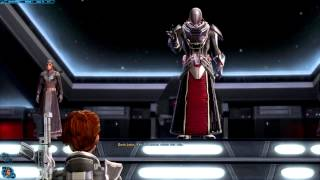 Imperial Agent: Talking down Darth Jadus