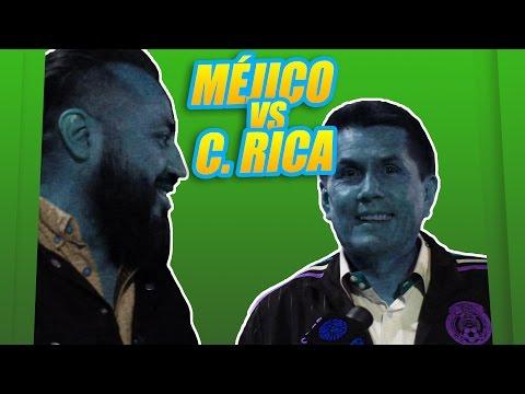 México - CostaRica