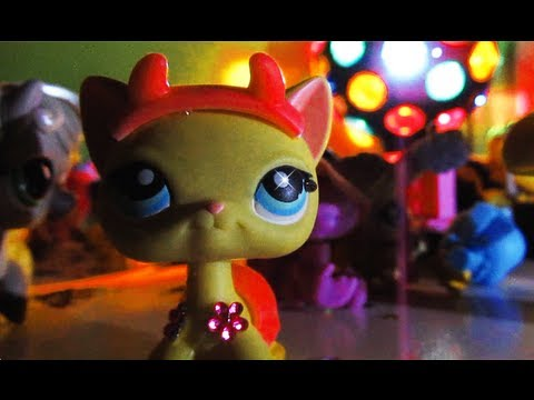 Littlest Pet Shop: Popular (Episode #14: The Party of the Century)