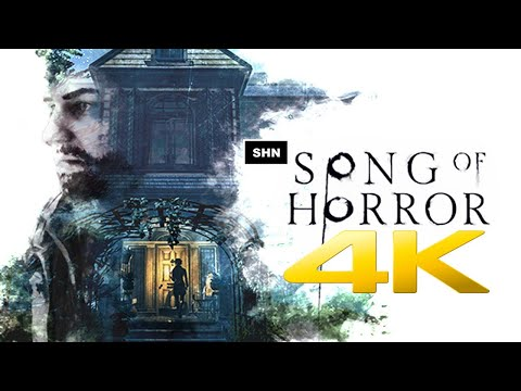 Song of Horror | Episode 1 | 4K 60fps Longplay Walkthrough Gameplay No Commentary