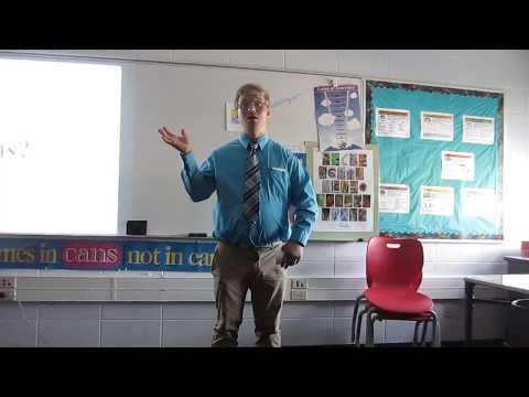 3rd video of my presentation at Bayshore Community Academy in Oconto