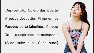 DESPACITO (Remix) - Luis Fonsi, Daddy Yankee ft. Justin Bieber // Jasmine Clarke Cover (Lyrics)