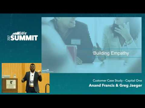Capital One: Reimagining Product and Delivery through Agile - SAFe Summit 2017