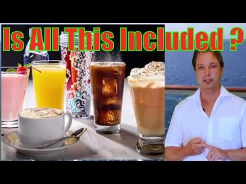 The Royal Caribbean Drink Package - Is It Worth It