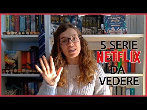 5 SERIE TV NETFLIX DA VEDERE ! || chiara.