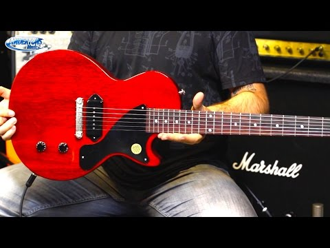 Gibson 2015 Les Pauls - Special vs Junior - the official Chappers & the Capt Review