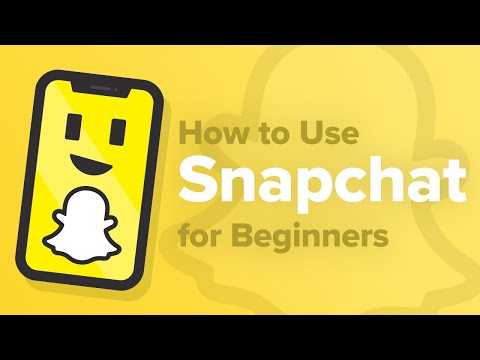 How To Use Snapchat For Beginners [2021]