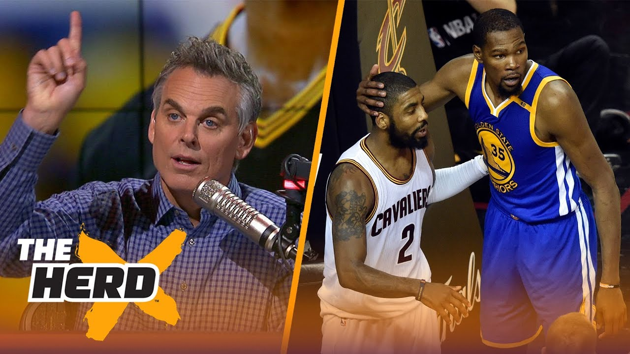ff4a24d0517d Kevin Durant explains why Kyrie Irving wanted to leave LeBron James ...