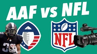 How will the AAF make the NFL BETTER?
