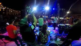 La Vagancia en San Roque de Imbabura Diego Miño drums
