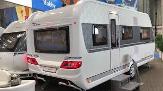 Hobby caravan 495 UL Prestige 2019 exterieur