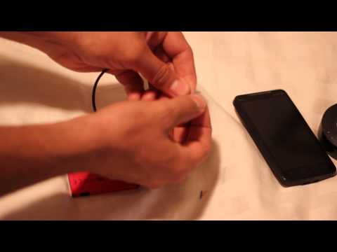 How to charge a cell phone without the plug