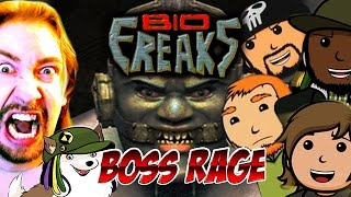 BOSS RAGE! Save The Scrublords (Bio F.R.E.A.K.S)