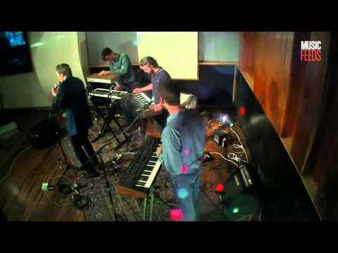 Alex Cameron -- She's Mine (Live At Music Feeds Studio)