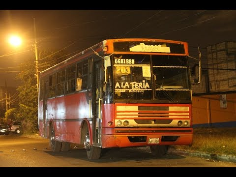An Introduction to the Buses and Trains of Guatemala (Photos and Video)