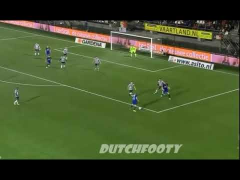 Goal alireza jahanbakhsh vs heracles almelo in eredivisie league