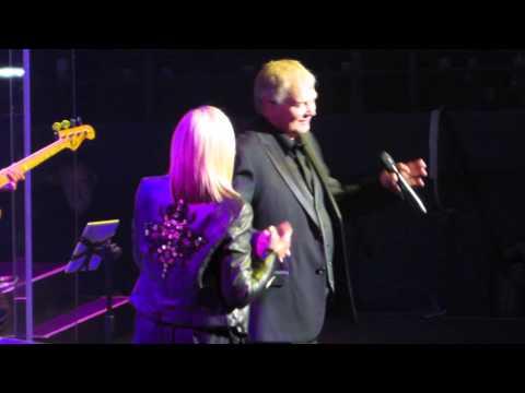 John Farnham & Olivia Newton-John - THE ONE THAT I WANT.  8/4/15